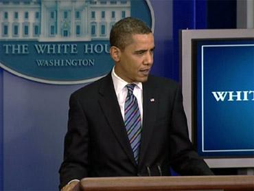 Obama won't talk